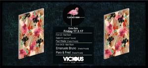 175 2017.03.17 Flamingo Room - Vicious Club (RM)