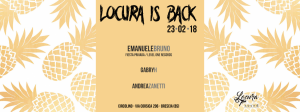 185 2018.02.23 Circolino - LOCURA IS BACK (Brescia)