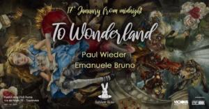 193 2019.01.17 To Wonderland - Rabbit Hole Club