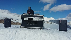 088 SnowSound - at 1650 mt - Ovindoli - Monte Magnola Djset 1